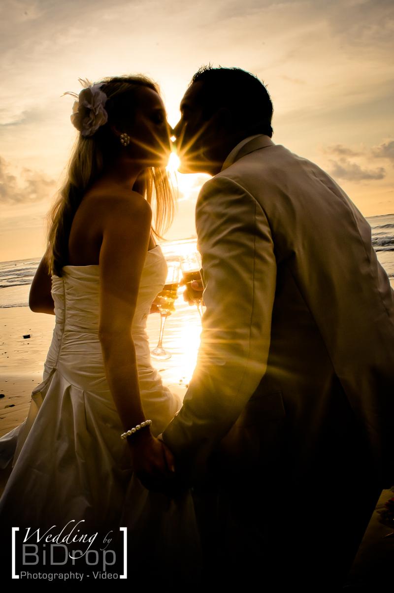 Wedding at the Langosta Beach Club